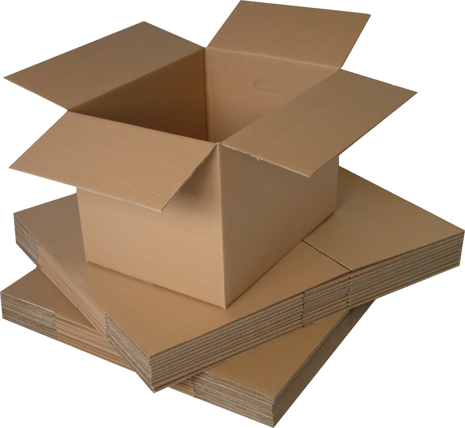 Cardboard boxes have many uses: shipping, forts, mattes, windshield visor, and much more!