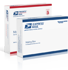 USPS will change the names of it's two fastest services starting July 28, 2013. They will offer Priority Mail Express and Priority Mail.